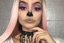 Halloween costume/makeup ideas
