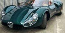Alfa Romeo Cars and Vintage