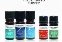 Tisserand Aromatize Edici Yağlar / Tisserand %100 Esansiyel Yağlardan Oluşan Özel Aromaterapi Harmanları