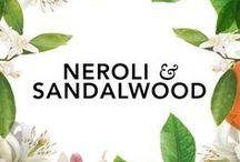 Tisserand Neroli & Sandalwood Koleksiyonu / TISSERAND AROMATERAPHY NEROLI & SANDALAĞACI BANYO VE VÜCUT KOLEKSİYONU