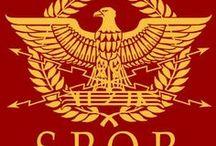 The Roman Eagle