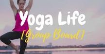 Yoga Life [Group Board] / For people who love everything about the practice of Yoga. Get inspiration, tips, and know the other benefits of Yoga. Please keep posts related to YOGA only. And if you want to be part of this group, just comment on one of my latest pins. Thank you!