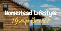 Homestead Lifestyle [Group Board] / Homesteading is a hip these days. If you are a beginner and want to learn, it's not impossible to start easy. Be inspired and let's have a homestead living, a lifestyle of self- sufficiency. Learn All things homesteading from farming, raising animals, kitchen, home and everything DIY.  Teaching you to be more self-sufficient on the homestead. If you want to join this group just leave a message on the comment section below.