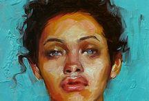 Portraits I adore