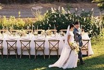 Vineyard Weddings / Get inspiration and ideas for your vineyard or winery wedding with this board! Tips, advice, beautiful photos and more!