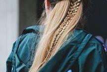 Hair(style)