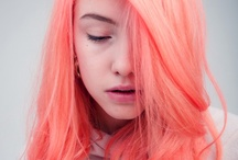 love that hair / by astralrae