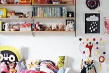 Girls Room Ideas / by Necole Kell