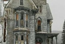 Old homes / by Necole Kell