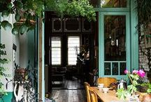 Outdoor Living / by Necole Kell