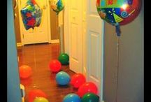 Birthday Ideas / by Wizards & Fairies