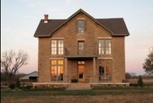 Houses / Favorite house plans and styles. / by Dawn Krause