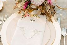 Wedding | Tablescapes & Place Settings