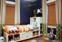 Boys' Bedrooms Ideas