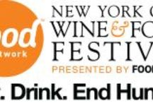 Food Network's NYCWFF  / October 11-14, 2013