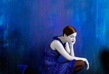 Blue / All things blue #blue