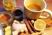 Homemade Remedies / Homemade remedies for colds, sore throats, ect.
