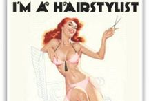 hair dresser probs / by Brittany Houston