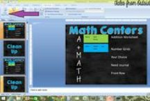 CENTERS & MANAGEMENT IDEAS / by Mrs. McFadden's Classroom Community