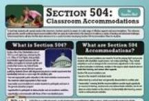 Special Education & IEPs / by Mrs. McFadden's Classroom Community