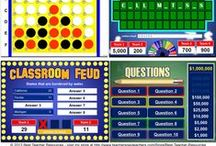 GAMES TO REINFORCE LEARNING