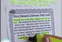 READING & WRITERING NOTEBOOKS / by Mrs. McFadden's Classroom Community