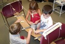 STEM ACTIVITIES / by Mrs. McFadden's Classroom Community