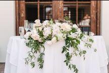 Wedding | Sweetheart Tables