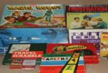 Games & Board Games / Mostly vintage but there are some modern classics as well