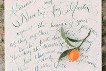 Citrus | Wedding Theme