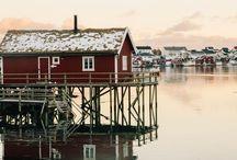 La Norvège et ses Fjords