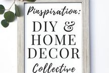 Pinspiration: DIY and Home Decor Collective / Collaboration, Group Board, DIY, Do it yourself, crafts, home decor, interior design, decorating, home, house, living room, kitchen, dining room, bedroom, home design. Share your Pinspiration!  1. To be added to this board, please follow @ThreeClementines and email your request to hello@threeclementines.com with your Pinterest link.  2. Please share the love and re-pin at least 1 other pin from this board for every pin you post.  3. Vertical pins only please.