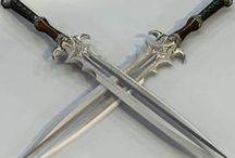 Noże i sztylety