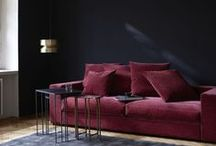 Living room / Cofy sofas from BoConcept  Your own scandinavian living room