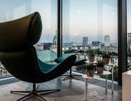 Armchairs BoConcept / The perfect armchair is a beautiful thing. It can thrill you, encompass you, satisfy or soothe you. Classic or modern, subtle or spectacular – no living room is complete without an armchair, and we've got the right one for you.