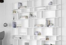 Storage / Do you want to show your treasures or hide your secrets? Or even do both at the same time? We're sure that we have just the right wall system for you.