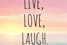 Glücklich sein / Sprüche, Zitate und Beiträge, die einfach glücklich machen
