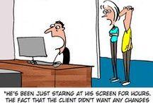 Coding Humor / html, css, coding, website, web development, design, humor, funny, jokes