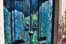Doors/Windows / by Jan Eaton