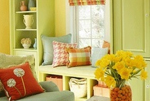 living room inspirations / by Amy Brinkmeyer