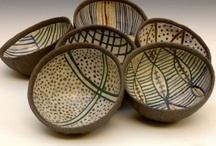baskets / bowls / vessels / by Ingrid Dijkers