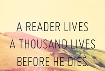 I Love Books / Books, poems, authors, quotes from books, etc. / by Dani Tucker