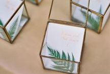 Wedding: Stationery + Signage / Invitations, save the dates & wedding day signs