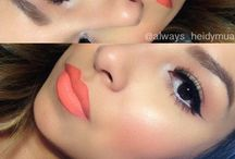 Makeup  / by Audry Sanchez