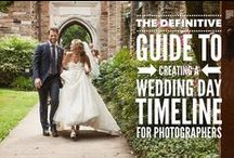Tips + Guides + How To's for  Wedding Photographers / Helpful content for wedding photographers