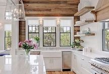 Home: Kitchen / Stunning kitchen styling: modern, eclectic, traditional, farmhouse and more