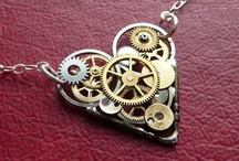 Steampunk / Full of awesome / by Heidi Custers