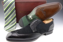 Men's Shoes / Great shoes for all occasions. / by LoriBell