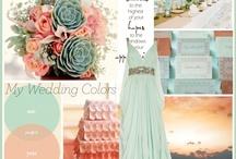 Wedding colours / by Heidi Custers