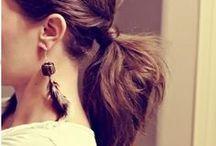 Fashion. Hair Styles